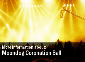 Show Moondog Coronation Ball 2011