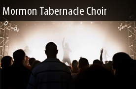 2011 Mormon Tabernacle Choir Tour Dates