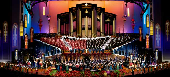 Mormon Tabernacle Choir 2011