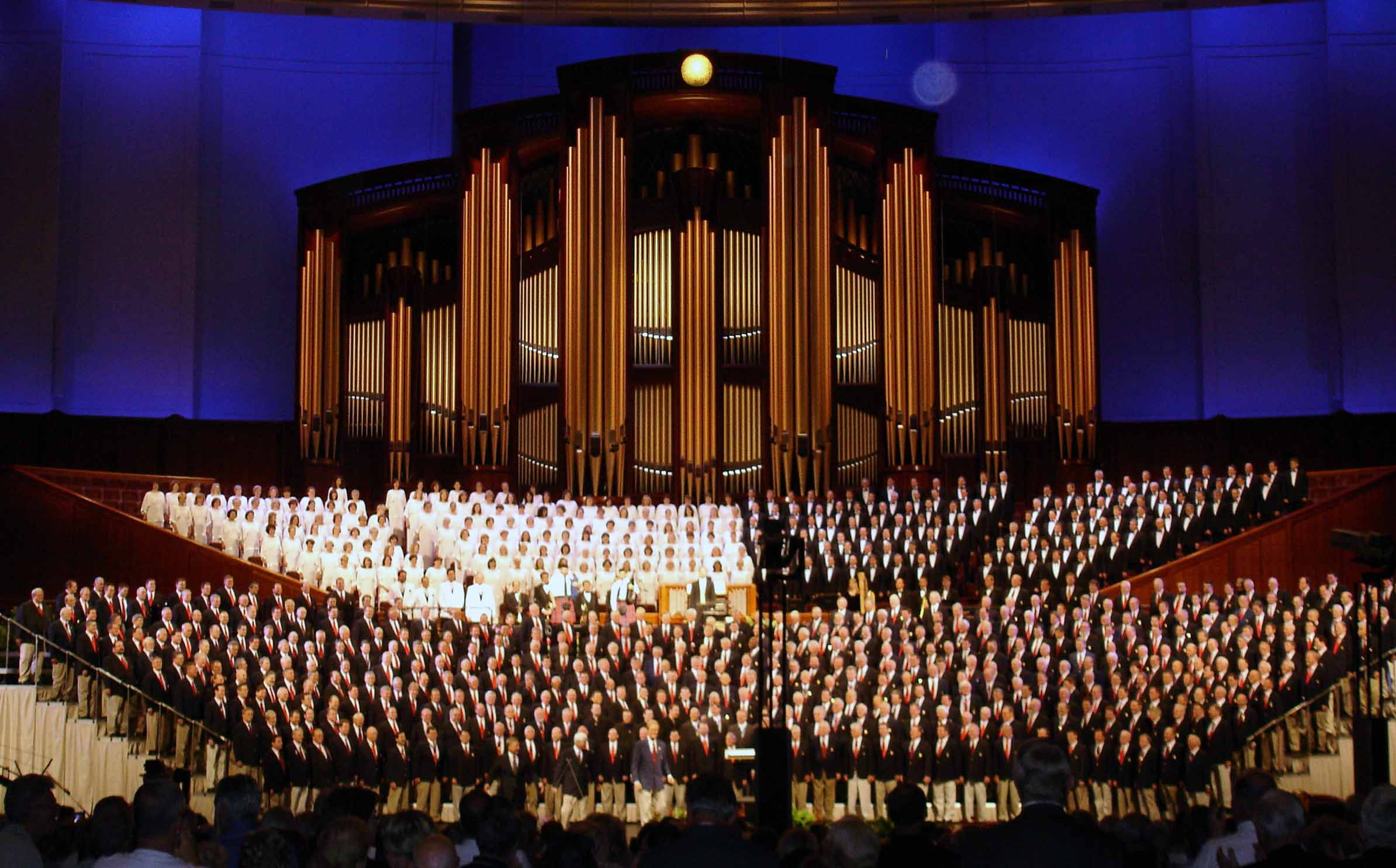 Mormon Tabernacle Choir Show Tickets