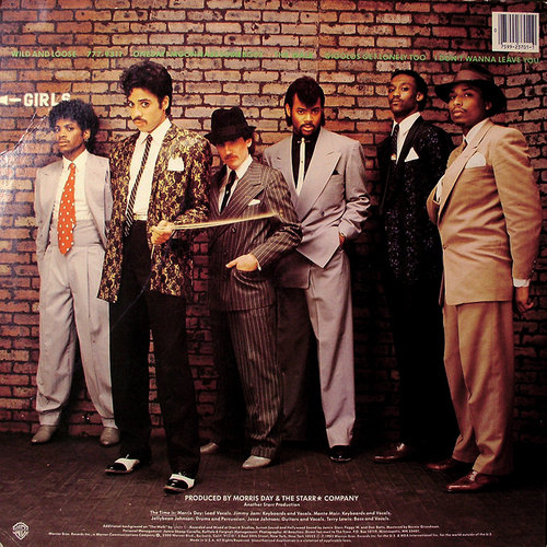 Morris Day And The Time 2011