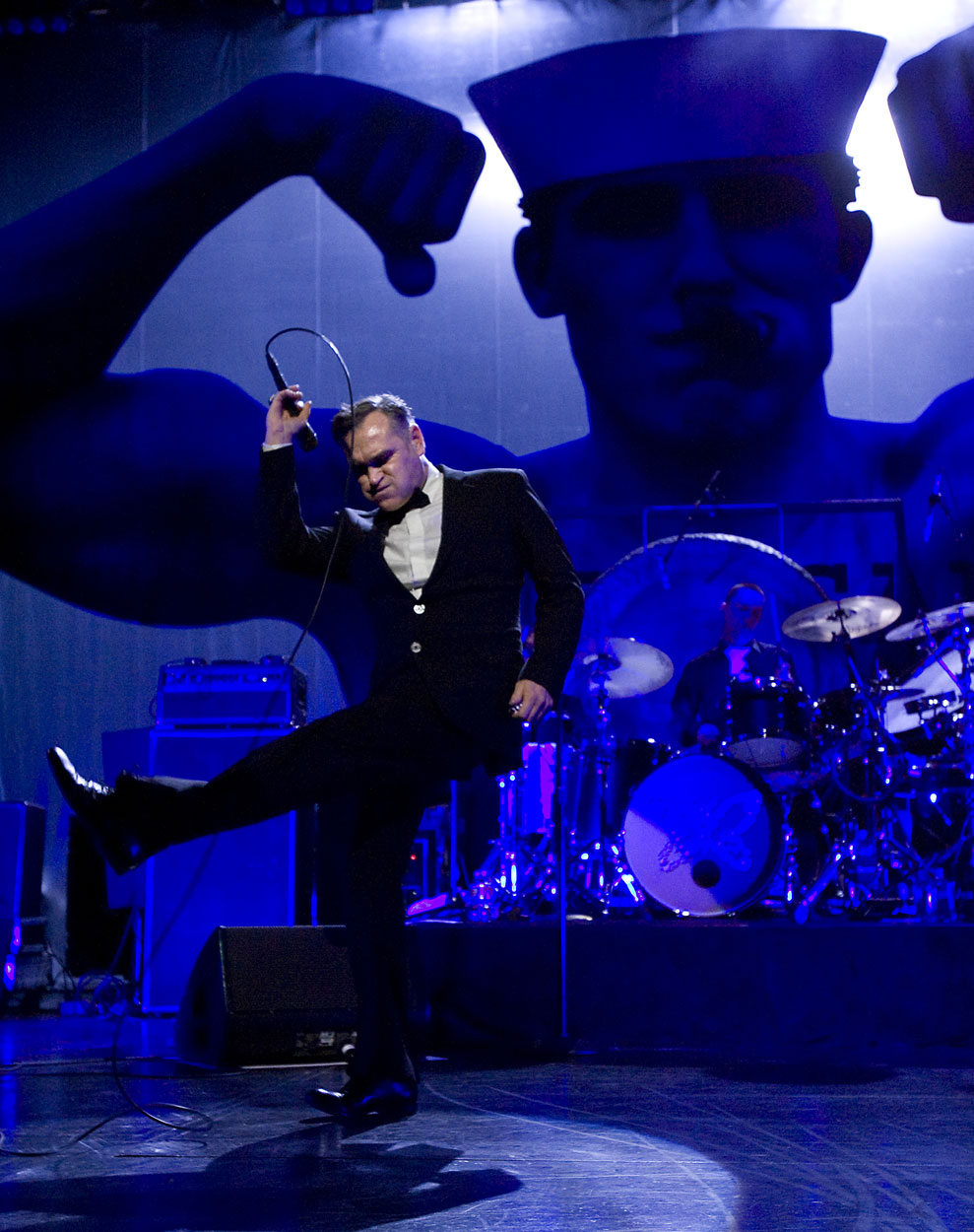 Morrissey 2011