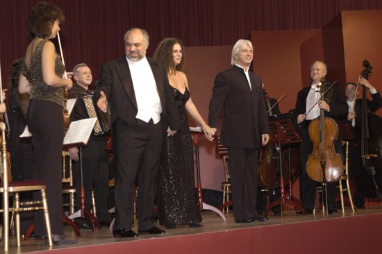 Moscow Chamber Orchestra Music Center At Strathmore
