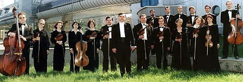 Moscow Chamber Orchestra 2011 Dates