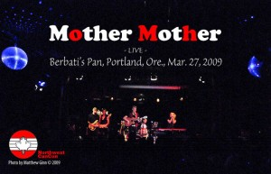 Mother Mother Tickets Saskatoon
