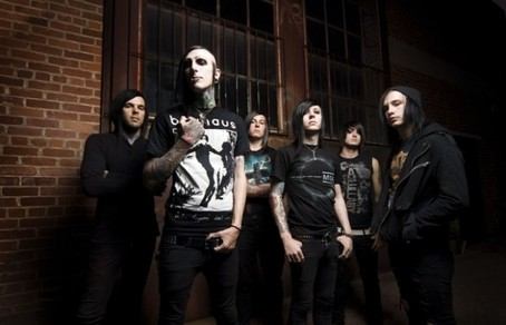 Motionless In White 2011 Dates Tour