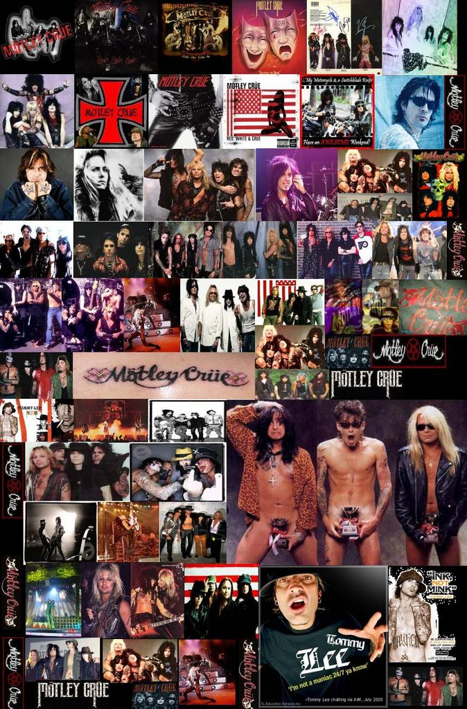 2011 Dates Tour Motley Crue