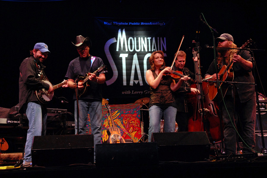 Mountain Stage Lyell B Clay Concert Theatre Wvu Tickets