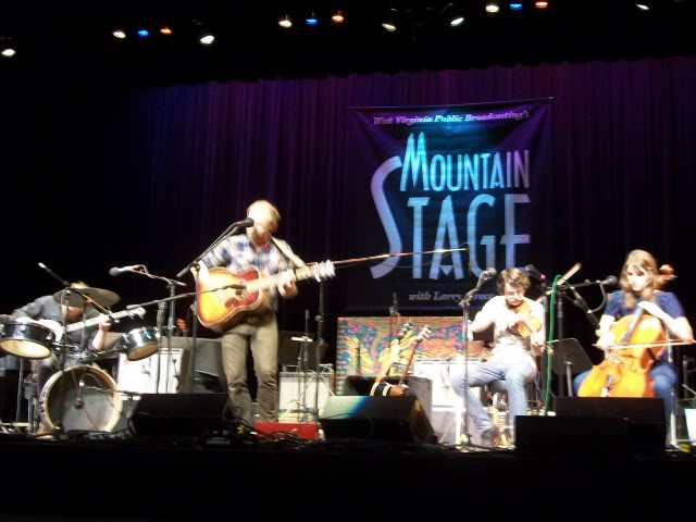 Mountain Stage Morgantown Tickets