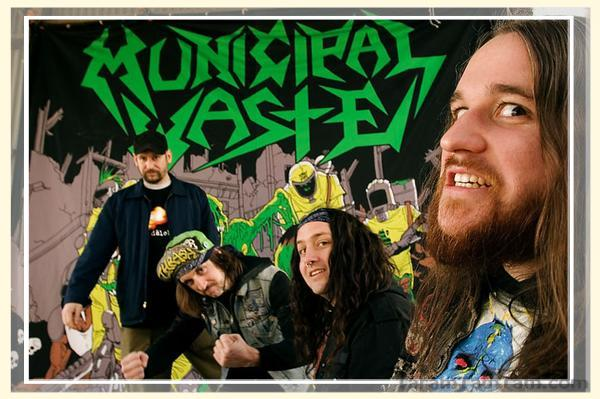 Municipal Waste Smiling Moose