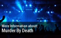 Murder By Death Show 2011