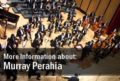 Murray Perahia Morrow Tickets