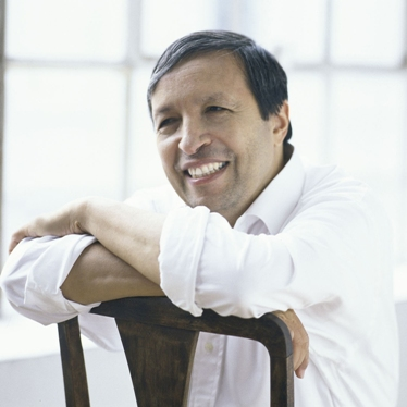 Murray Perahia Walt Disney Concert Hall