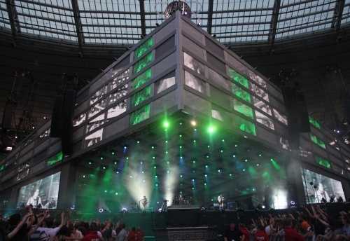Dates 2011 Tour Muse