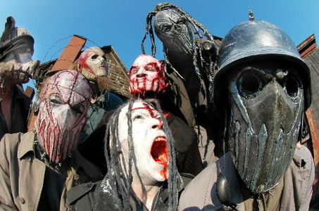 Mushroomhead Show Tickets