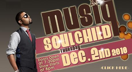 Musiq Soulchild 2011