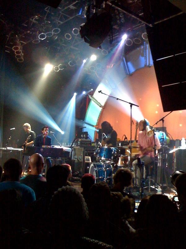 Show 2011 Mutemath