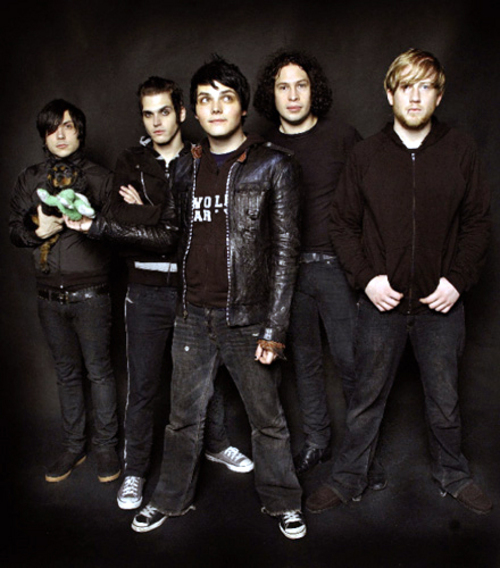 My Chemical Romance 2011