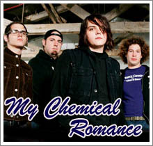 Show 2011 My Chemical Romance