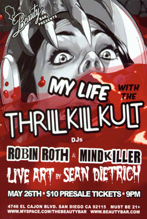 Tickets My Life With The Thrill Kill Kult