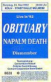 2011 Napalm Death