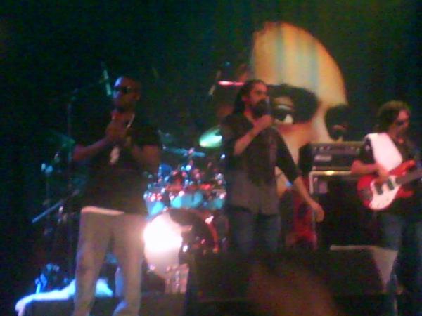 2011 Show Nas