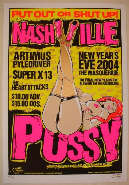 Nashville Pussy Concert
