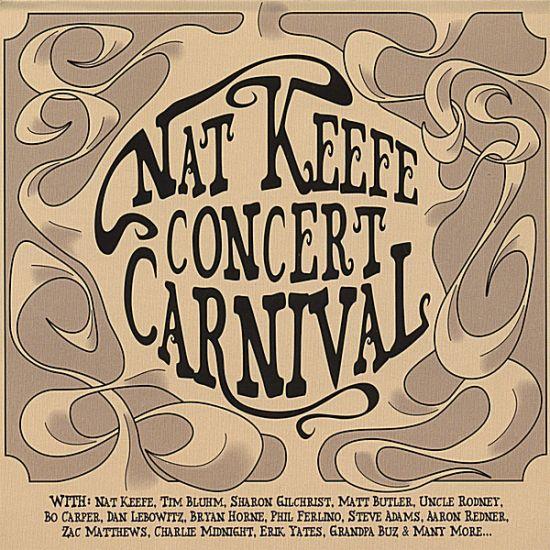 Show Nat Keefe Concert Carnival 2011