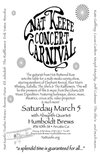 Show Tickets Nat Keefe Concert Carnival