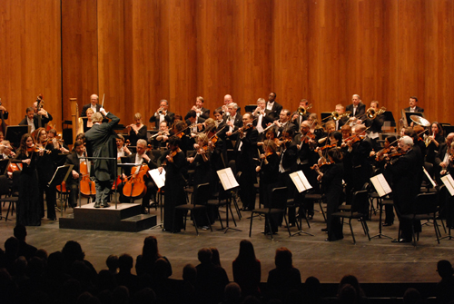 National Symphony Orchestra 2011 Dates