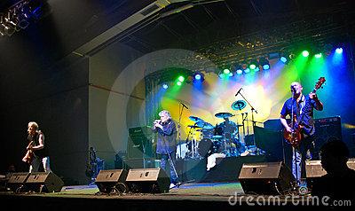 Nazareth Concert