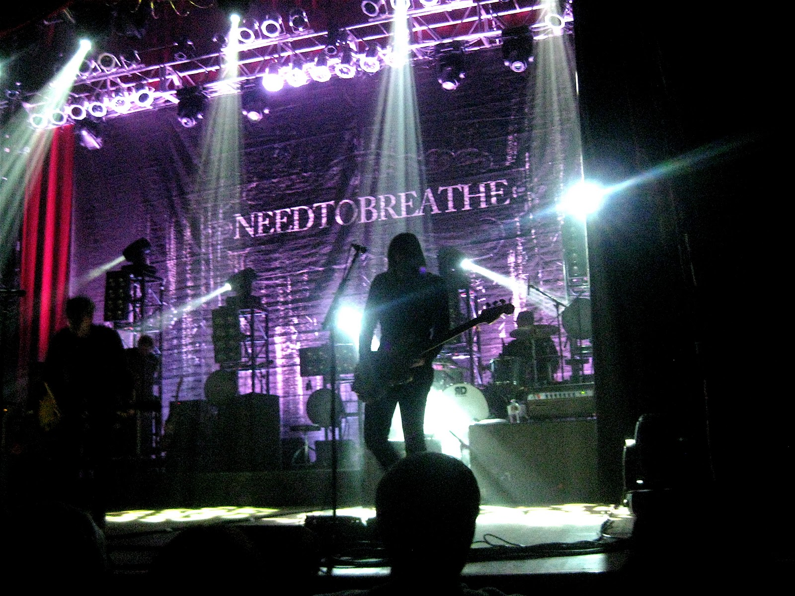 Tour Needtobreathe Dates 2011