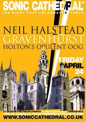 Concert Neil Halstead