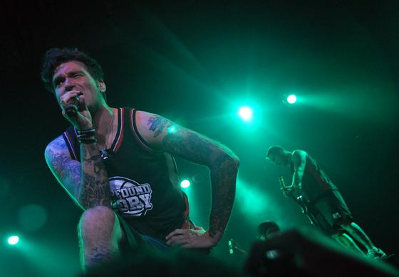 Show New Found Glory 2011