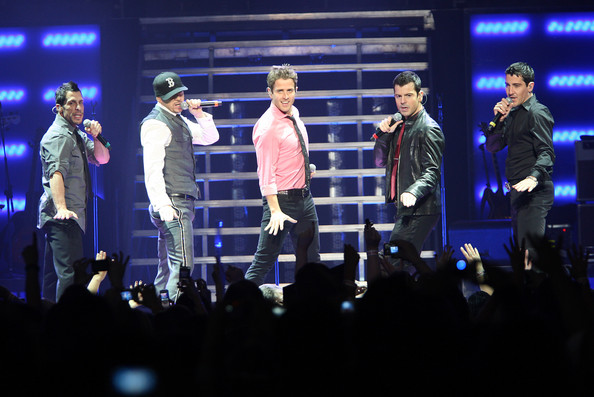 New Kids On The Block Tacoma Dome