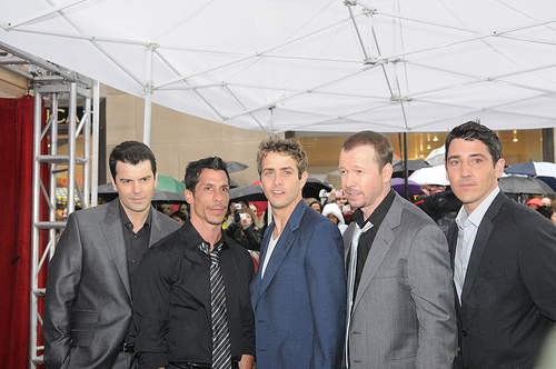 New Kids On The Block Dates 2011