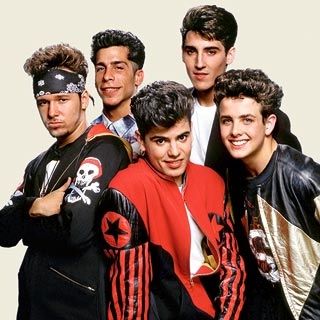 Tickets New Kids On The Block Show