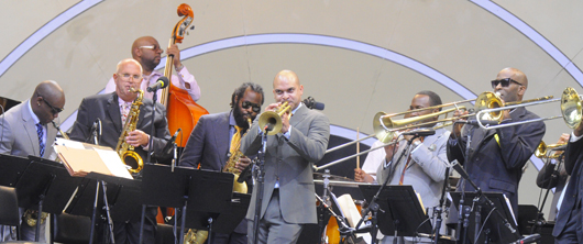 New Orleans Jazz Orchestra 2011