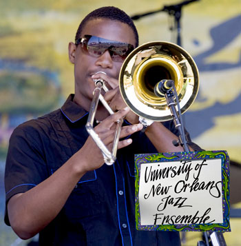 New Orleans Jazz Orchestra Dates 2011