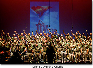 New York City Gay Mens Chorus 2011 Tour Dates