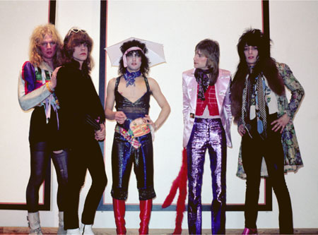 2011 Dates Tour New York Dolls