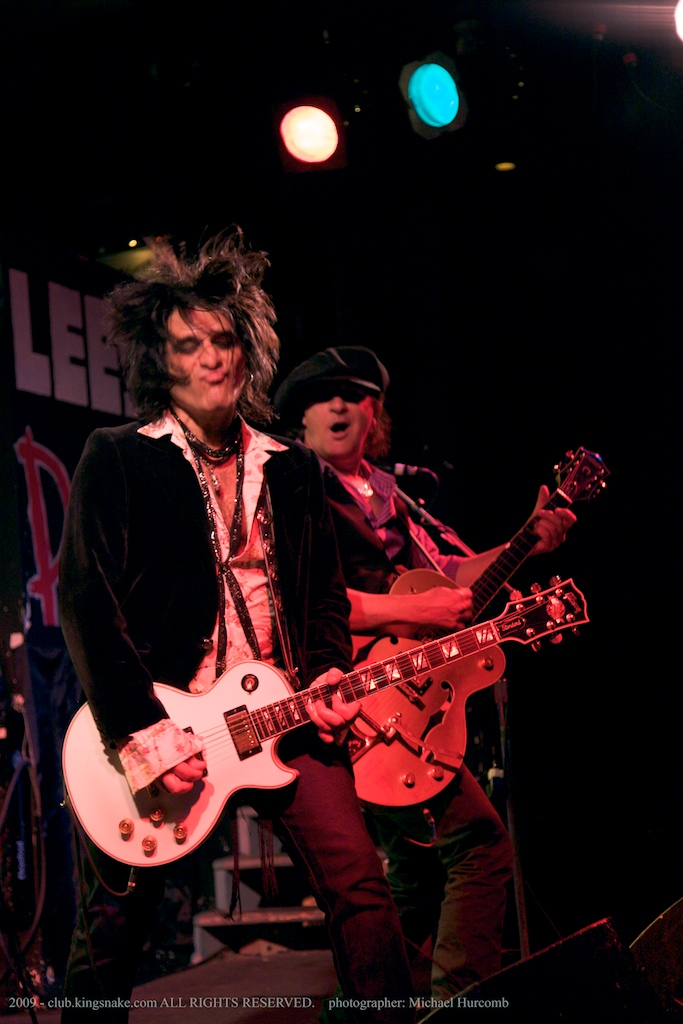 2011 New York Dolls Dates