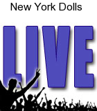 New York Dolls Concert