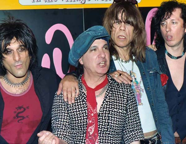 New York Dolls Tickets