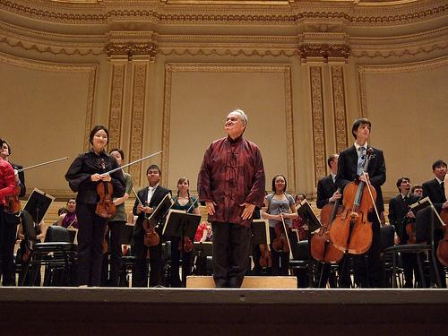 New York String Orchestra Cerritos CA