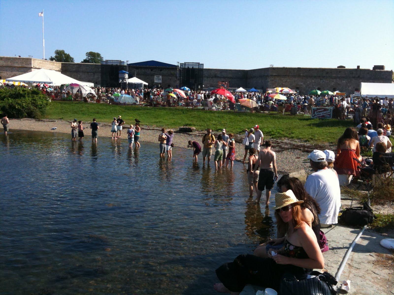 Newport Folk Festival Concert