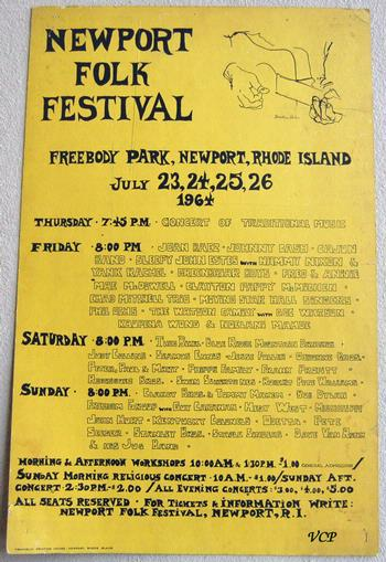 Newport Folk Festival Tickets