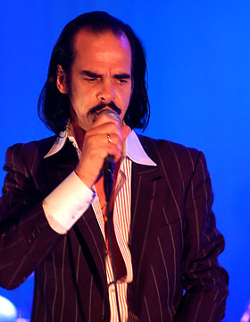 Nick Cave The Bad Seeds 2011 Show