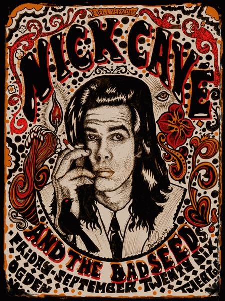 Tickets Nick Cave The Bad Seeds Show