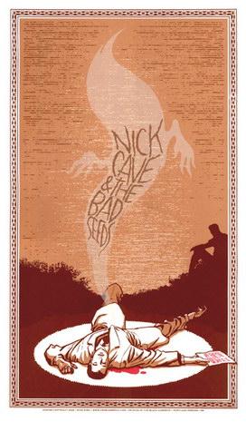 Tour 2011 Nick Cave Dates